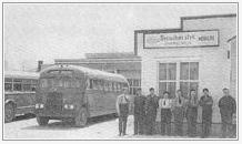 Service d'autobus Desrochers