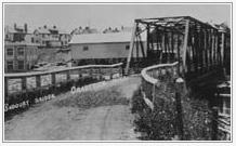 Le pont Gadoury